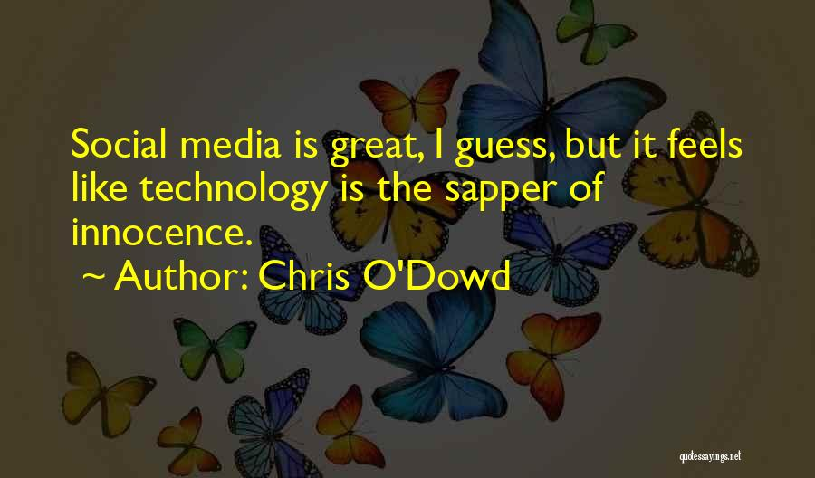 Chris O'Dowd Quotes 456571