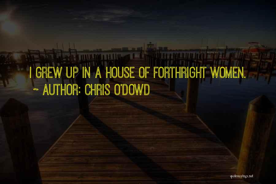 Chris O'Dowd Quotes 660279