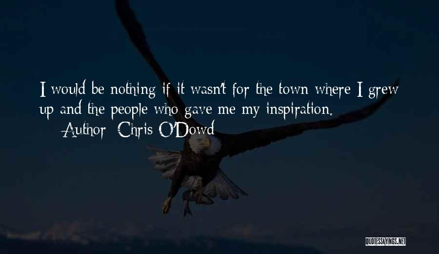 Chris O'Dowd Quotes 874984