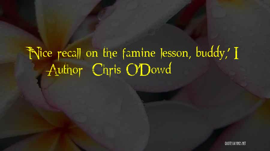 Chris O'Dowd Quotes 975029