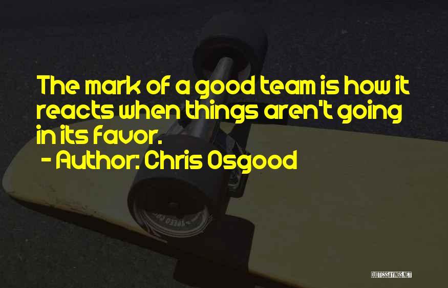 Chris Osgood Quotes 1615502