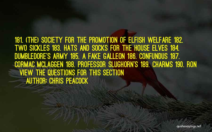 Chris Peacock Quotes 1467063