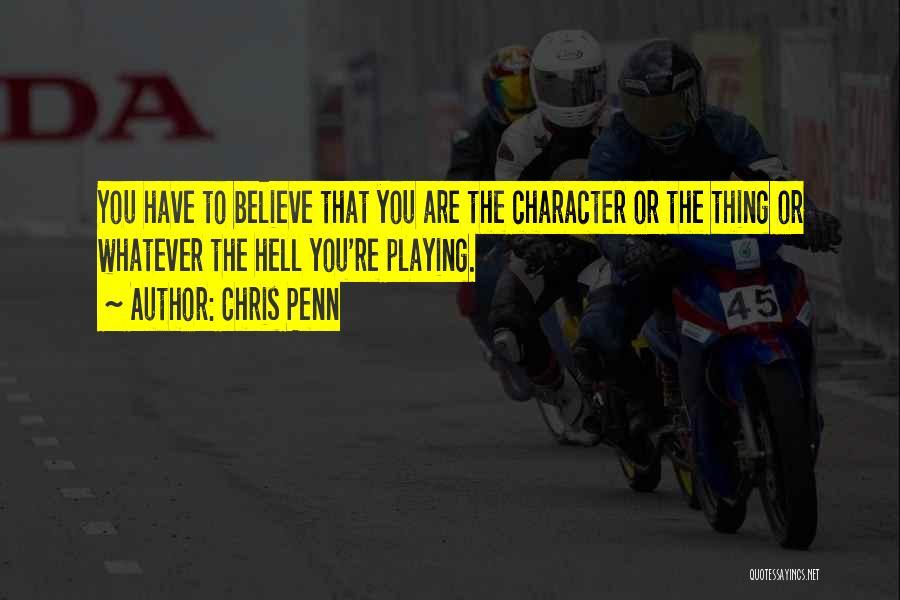 Chris Penn Quotes 2231004