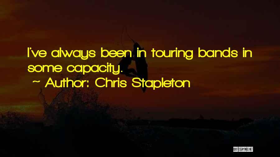 Chris Stapleton Quotes 1004554