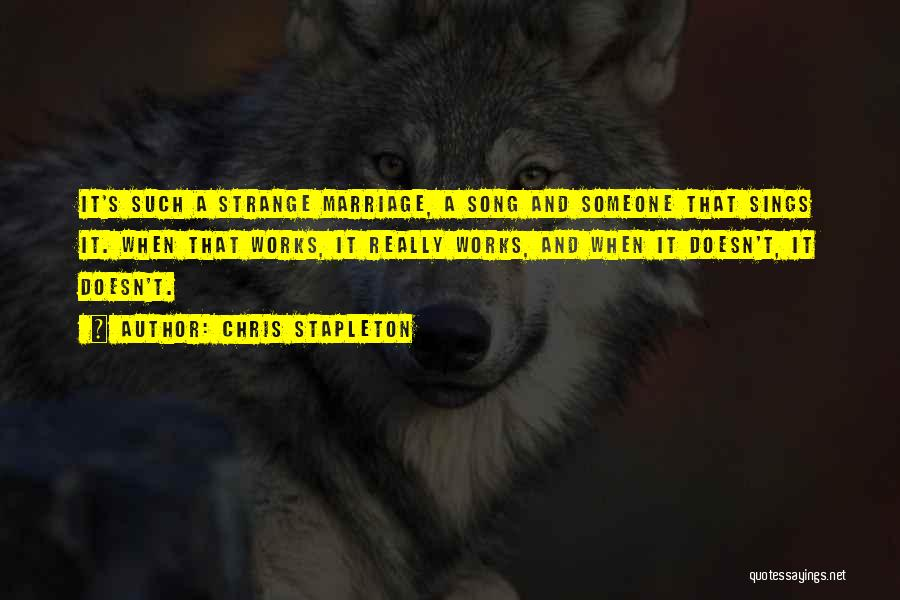 Chris Stapleton Quotes 1163880