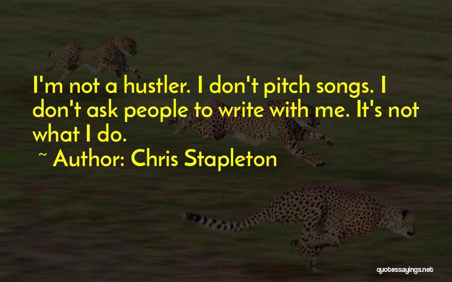 Chris Stapleton Quotes 1182796