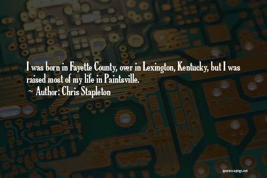Chris Stapleton Quotes 1485363