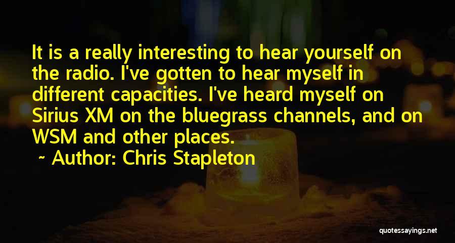 Chris Stapleton Quotes 538356