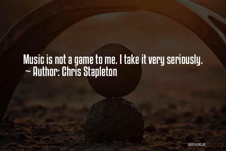 Chris Stapleton Quotes 646759