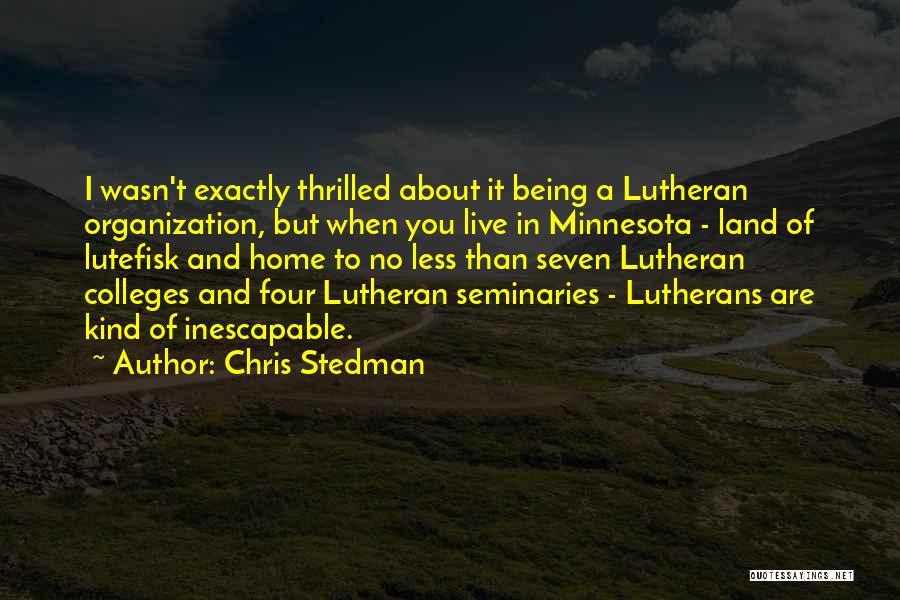 Chris Stedman Quotes 113389