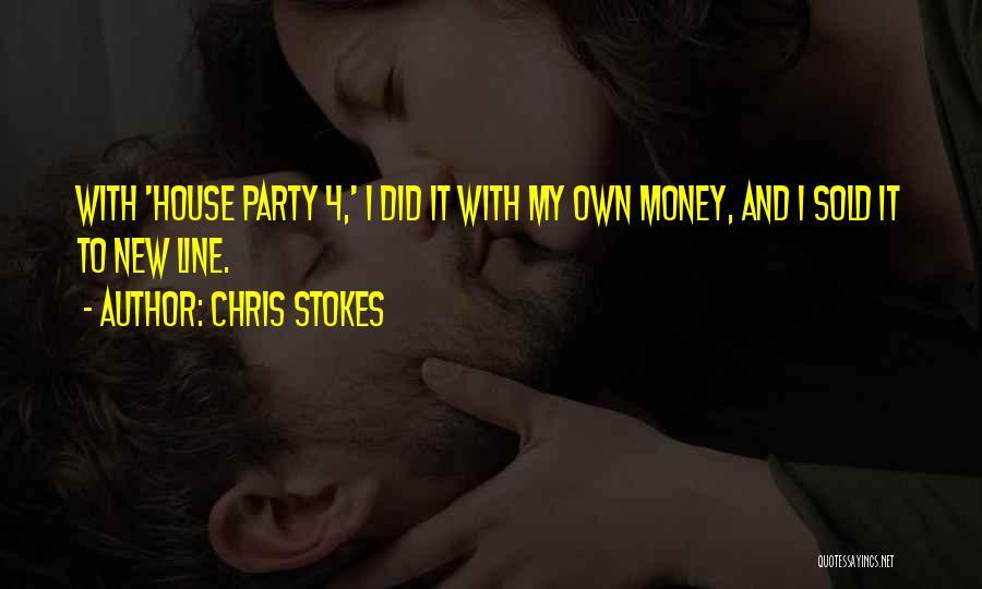 Chris Stokes Quotes 1765831