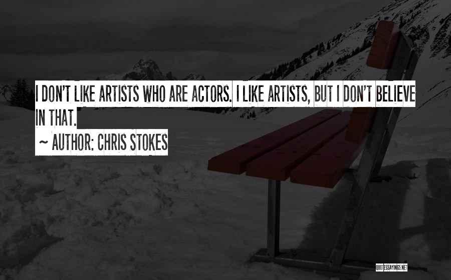 Chris Stokes Quotes 2118054