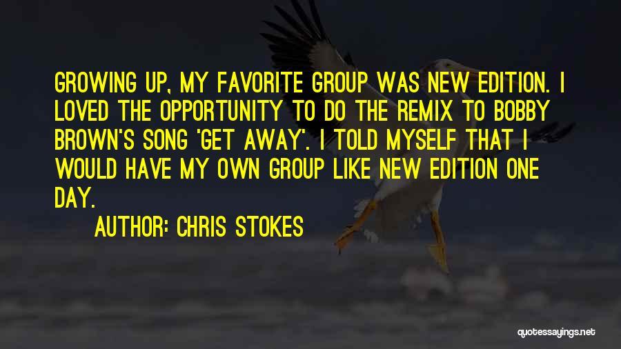 Chris Stokes Quotes 2195959