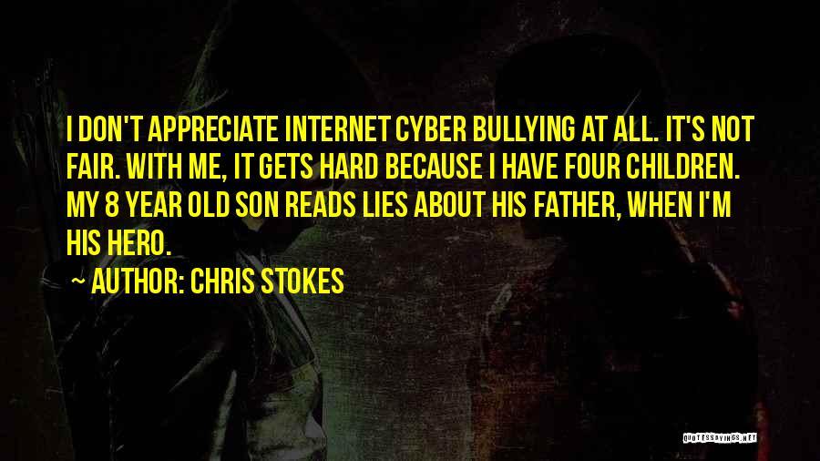 Chris Stokes Quotes 769091