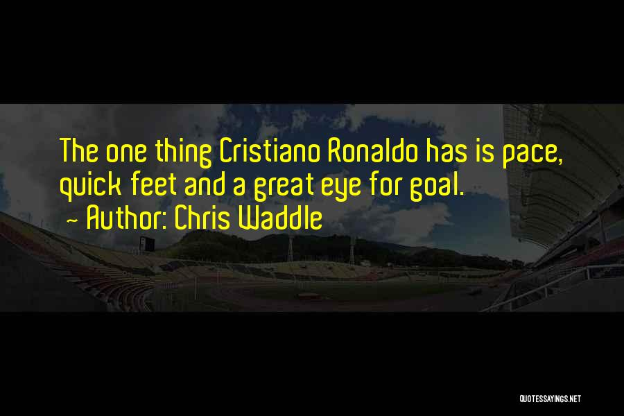 Chris Waddle Quotes 622613