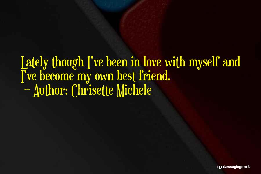 Chrisette Michele Quotes 1262420