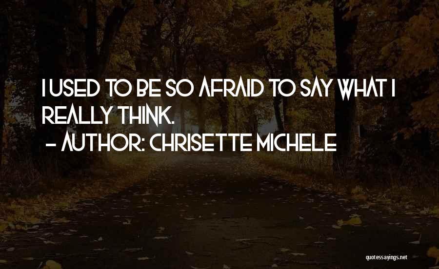 Chrisette Michele Quotes 194377