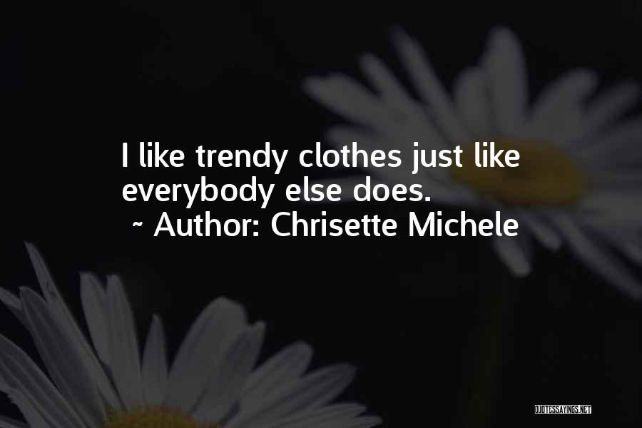 Chrisette Michele Quotes 333447