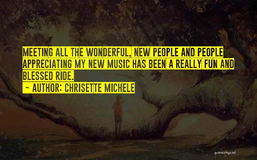 Chrisette Michele Quotes 529464