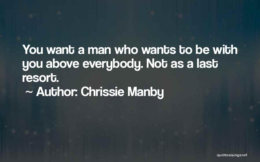 Chrissie Manby Quotes 1257767