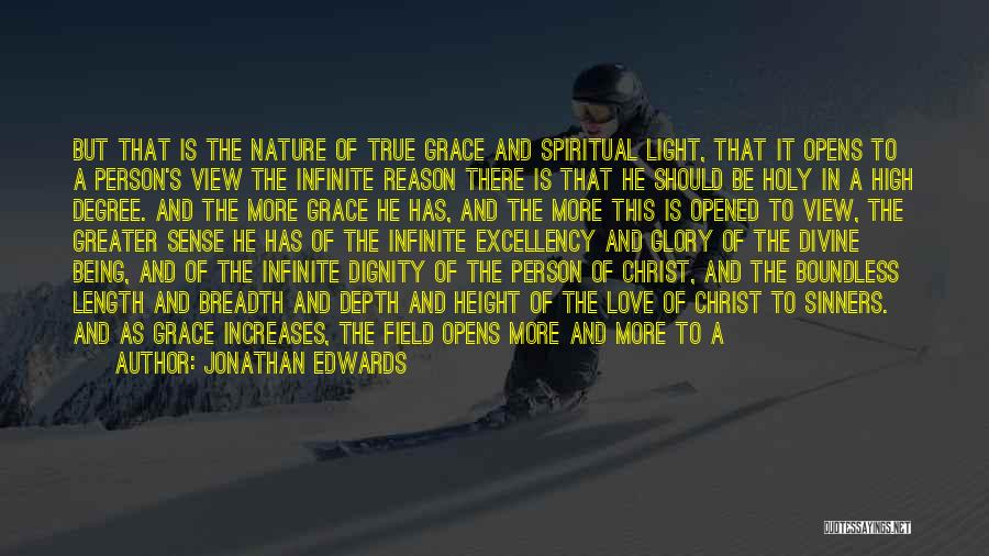 Christ The Redeemer Quotes By Jonathan Edwards