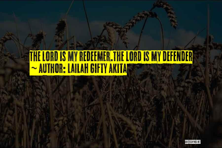 Christ The Redeemer Quotes By Lailah Gifty Akita