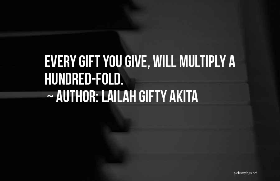 Christian Serving Quotes By Lailah Gifty Akita
