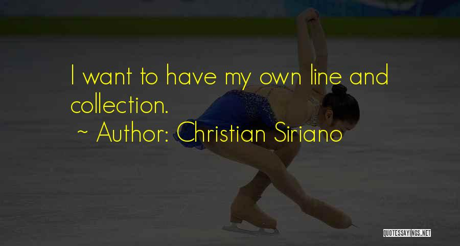 Christian Siriano Quotes 1064653