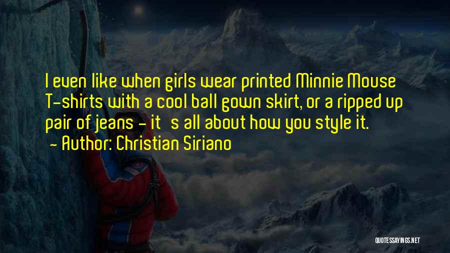 Christian Siriano Quotes 1266243