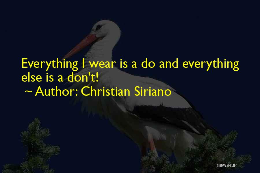 Christian Siriano Quotes 1286761