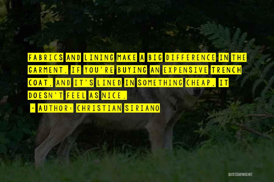 Christian Siriano Quotes 1325221