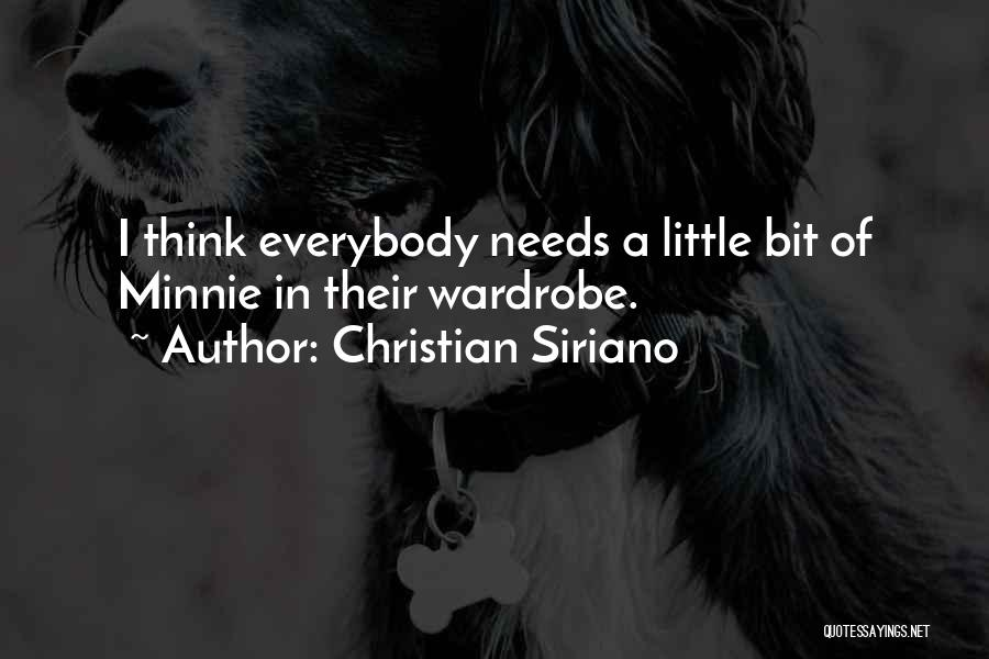 Christian Siriano Quotes 1416142