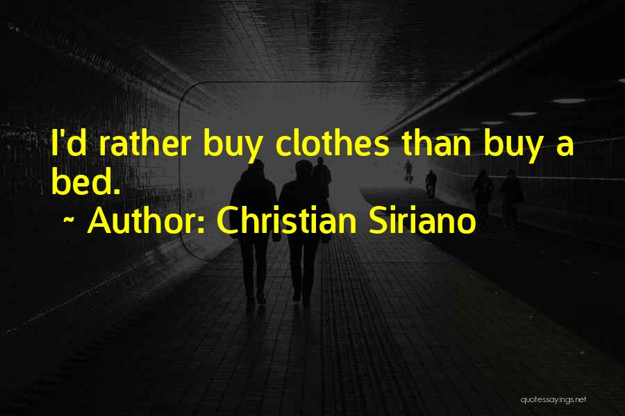 Christian Siriano Quotes 1881205