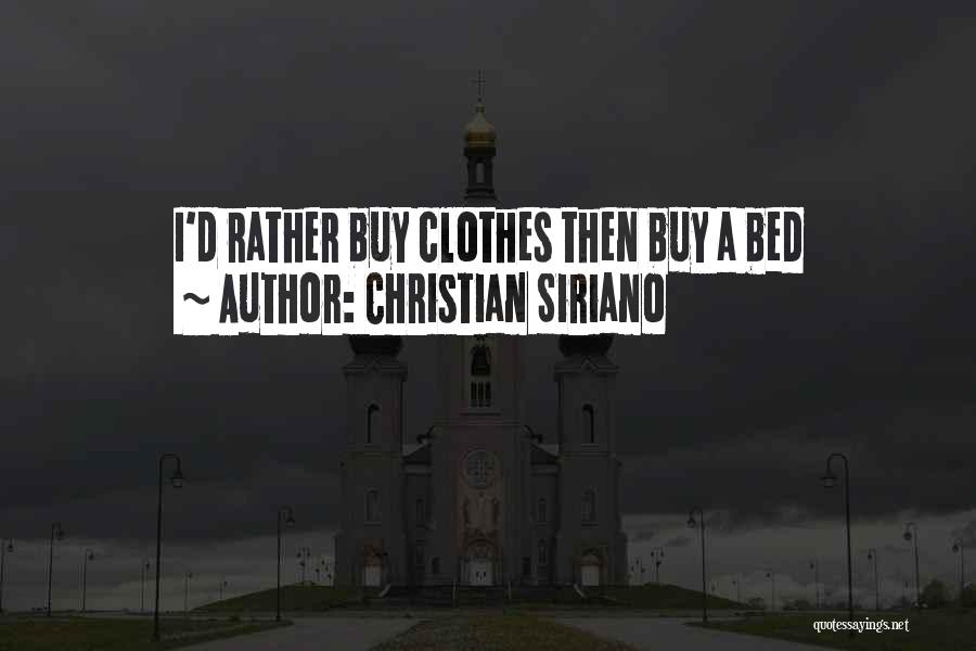Christian Siriano Quotes 282860