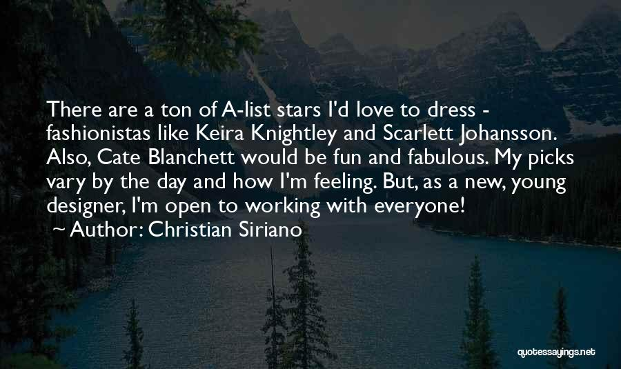 Christian Siriano Quotes 846588