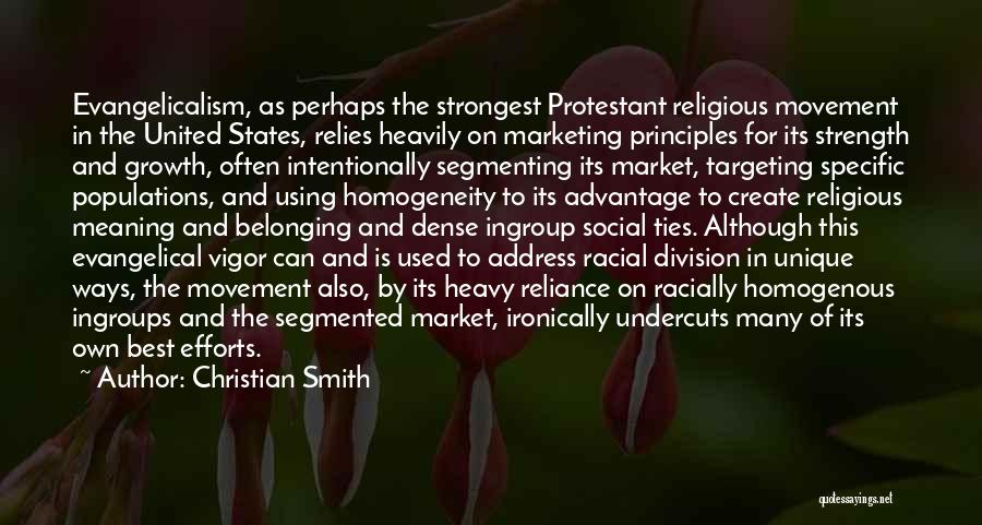 Christian Smith Quotes 1136798