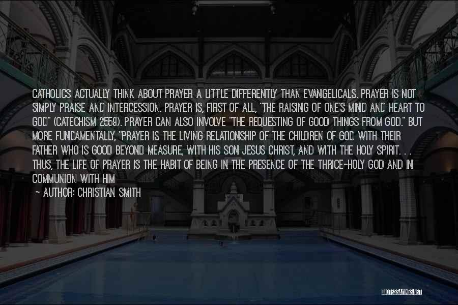 Christian Smith Quotes 1595390