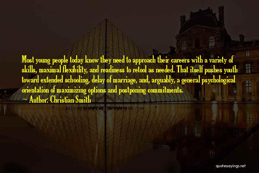 Christian Smith Quotes 1791415