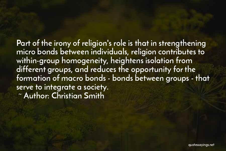 Christian Smith Quotes 1850790