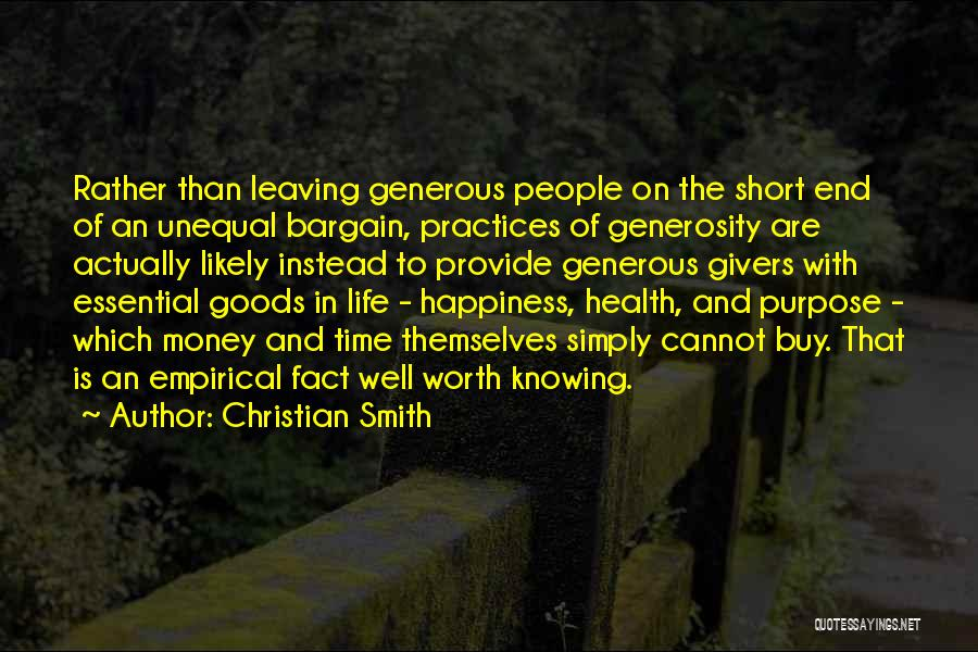Christian Smith Quotes 1996851