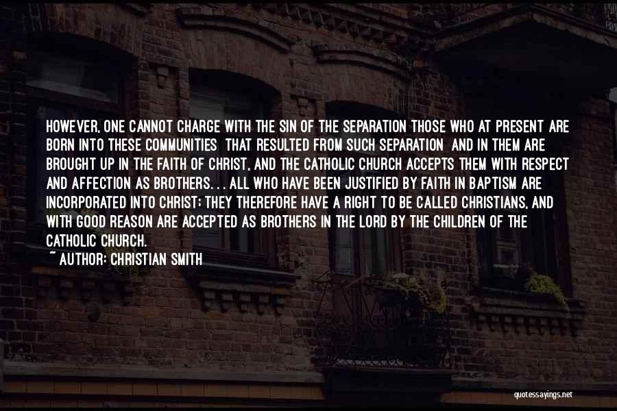 Christian Smith Quotes 2131352