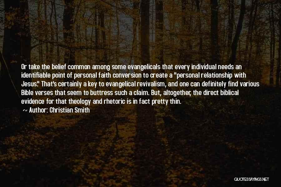 Christian Smith Quotes 218900