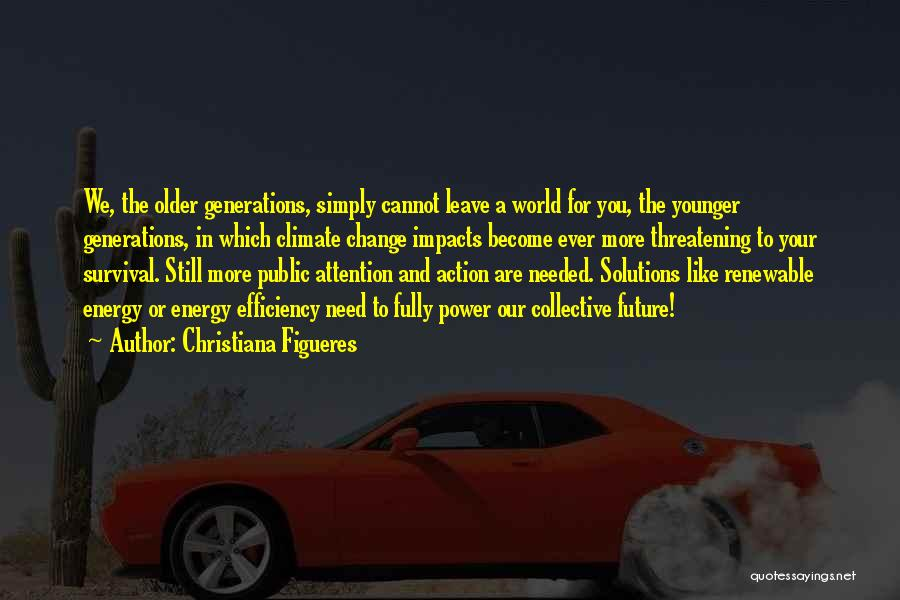 Christiana Figueres Quotes 1911427