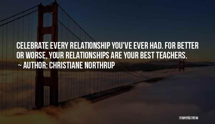 Christiane Northrup Quotes 1393572