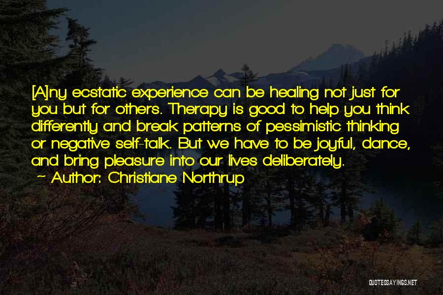 Christiane Northrup Quotes 1490261