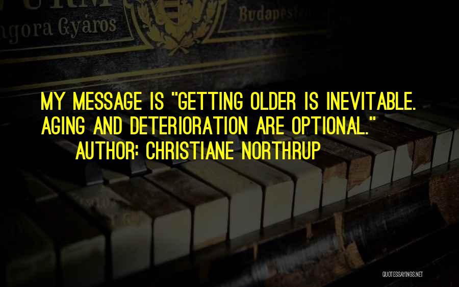 Christiane Northrup Quotes 1618709