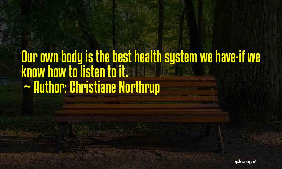 Christiane Northrup Quotes 218825