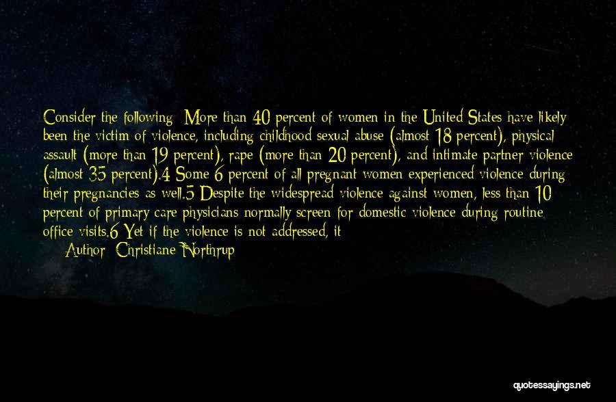 Christiane Northrup Quotes 226661