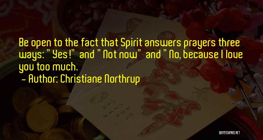 Christiane Northrup Quotes 449315