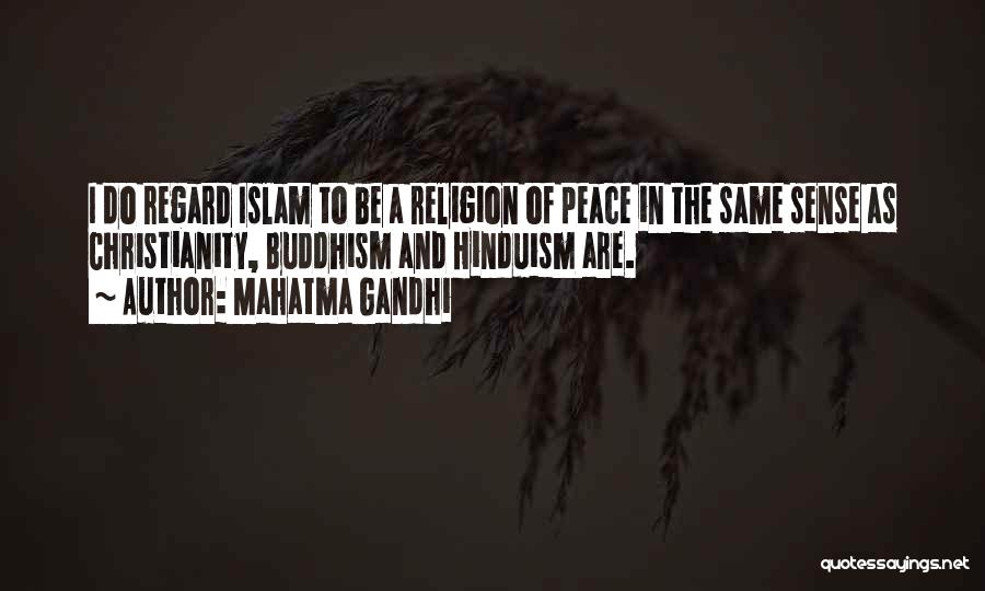 Christianity And Peace Quotes By Mahatma Gandhi